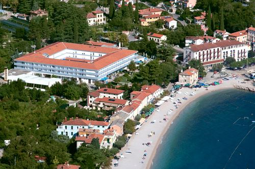 Marina Remisens family hotel ****  - polopenze